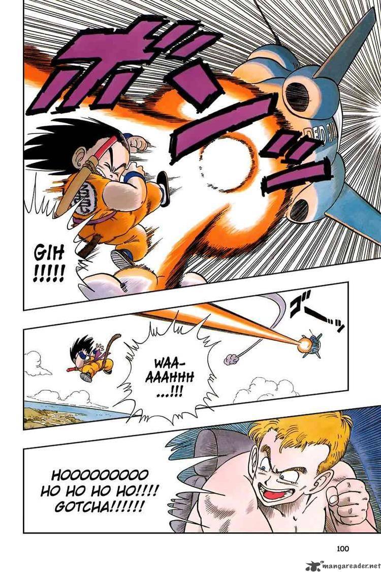 Dragon Ball, Chapter 81 image 012