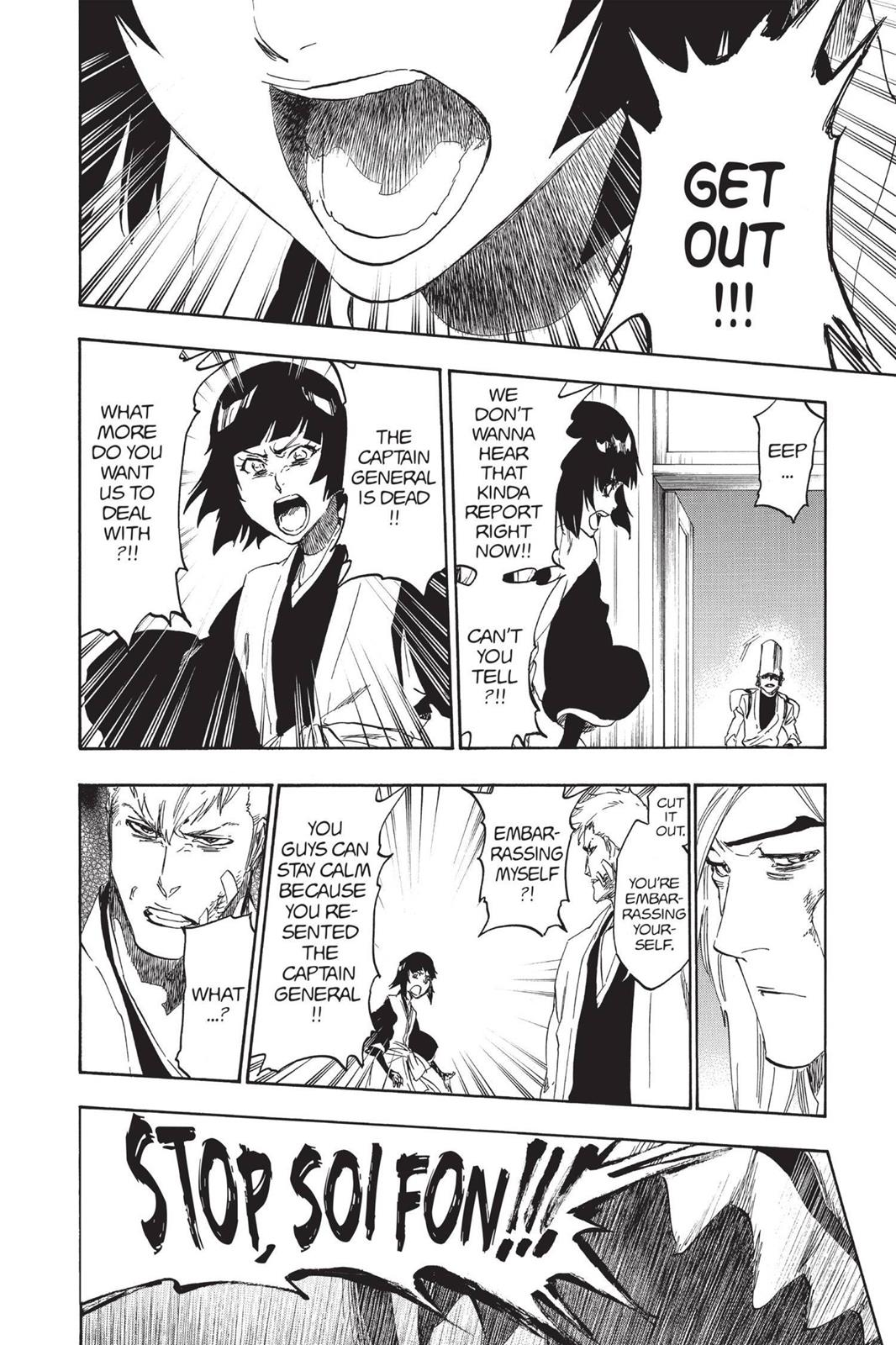 Bleach, Chapter 515 image 014
