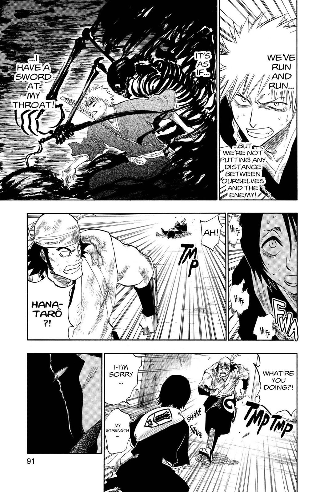 Bleach, Chapter 103 image 009