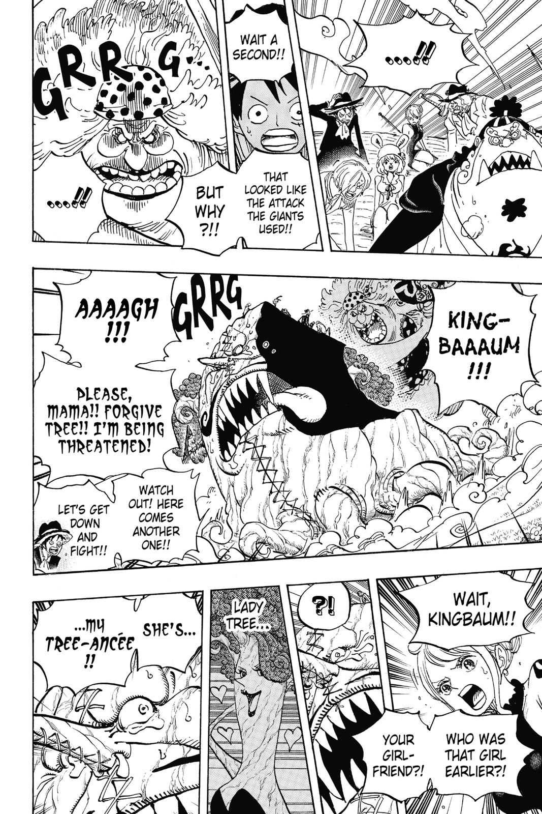 One Piece, Chapter 874 image 005