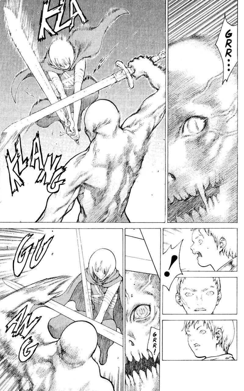 Claymore, Chapter 10 image 010