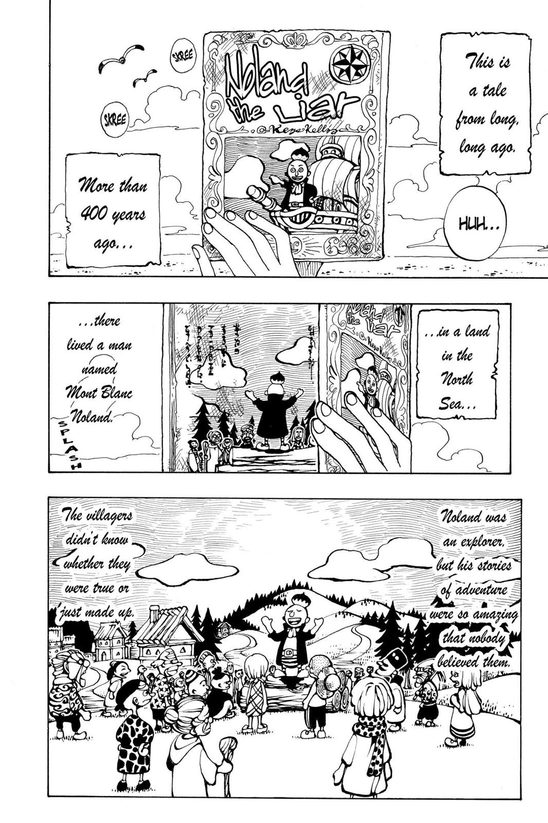 One Piece, Chapter 227 image 015