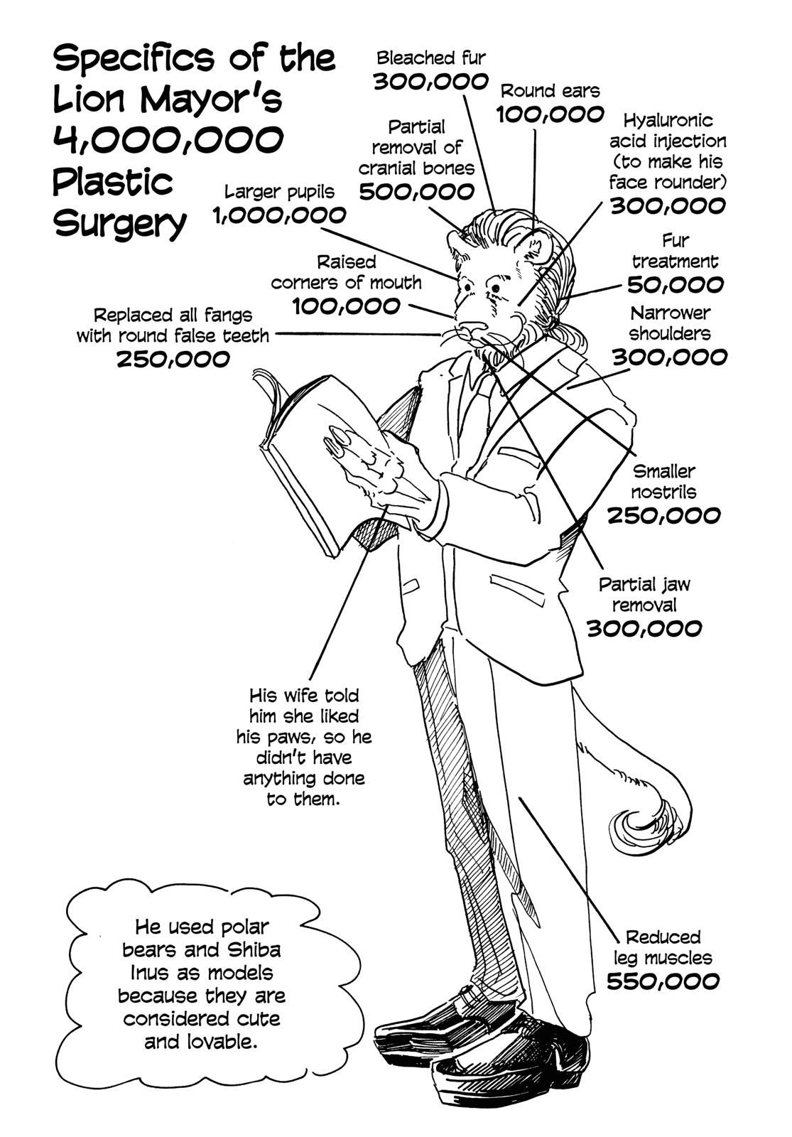 Beastars Manga, Chapter 43 image 022