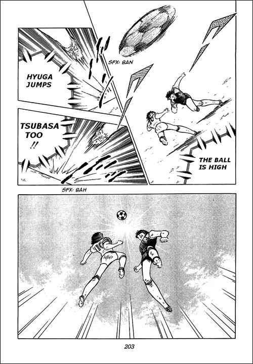 Captain Tsubasa, Chapter 80 image 005