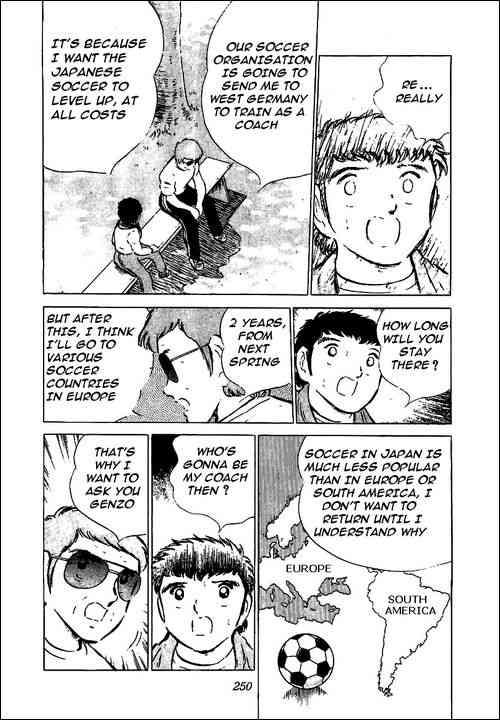 Captain Tsubasa, Chapter 50 image 007
