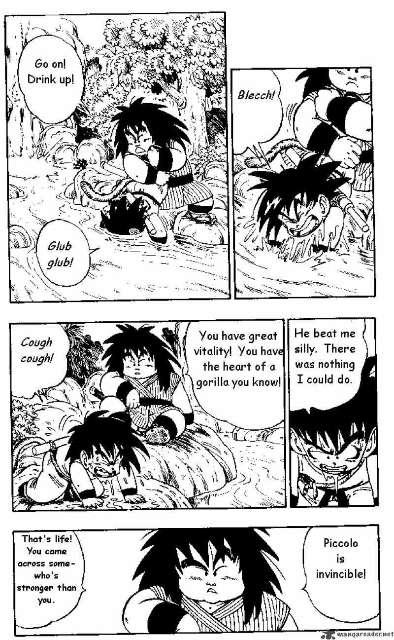 Dragon Ball, Chapter 144 image 012