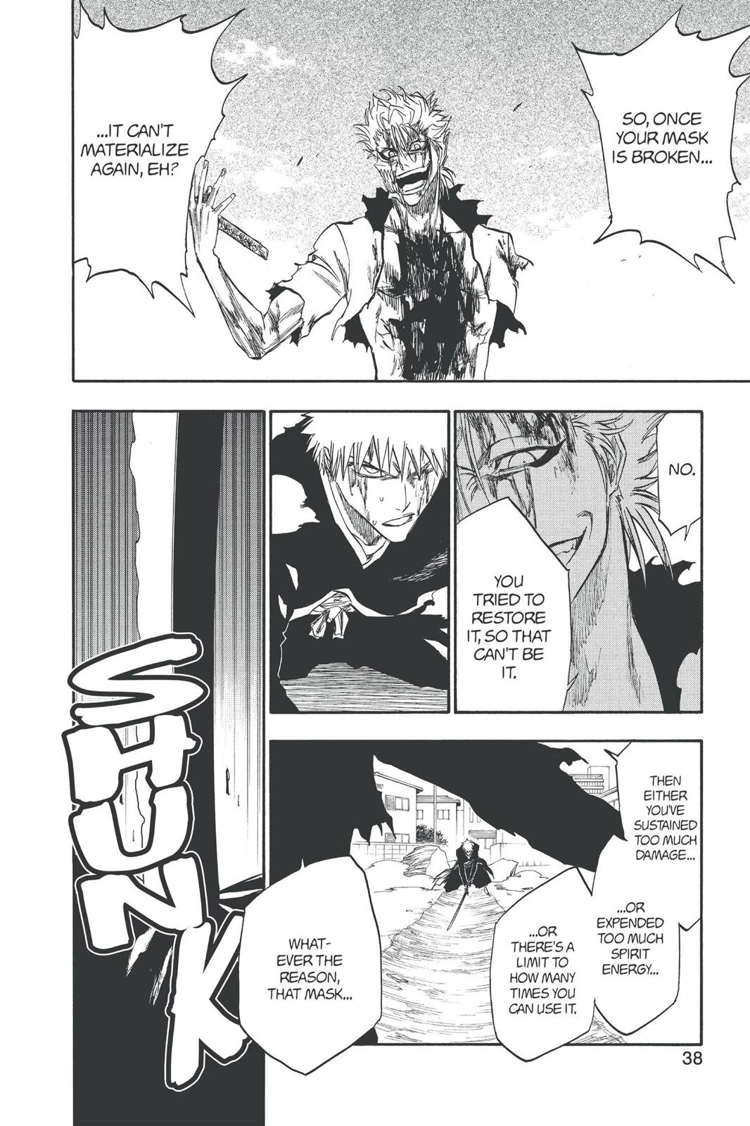Bleach, Chapter 235 image 012