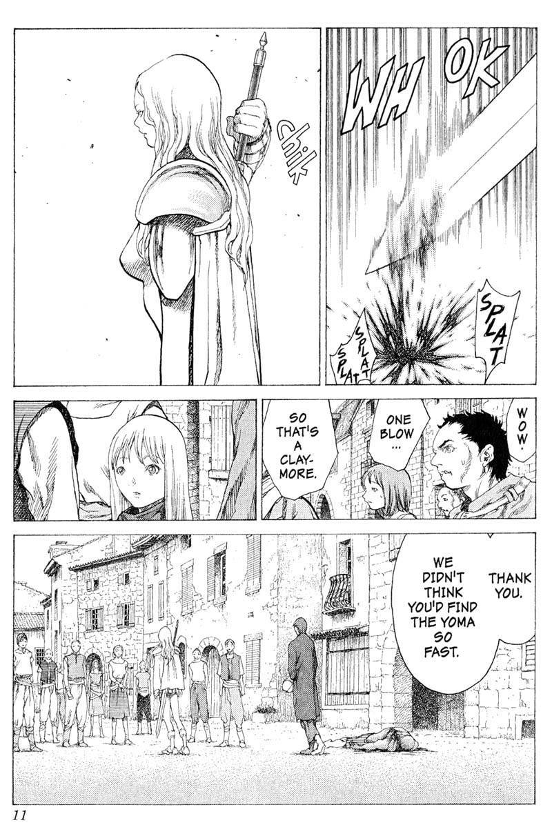Claymore, Chapter 16 image 010