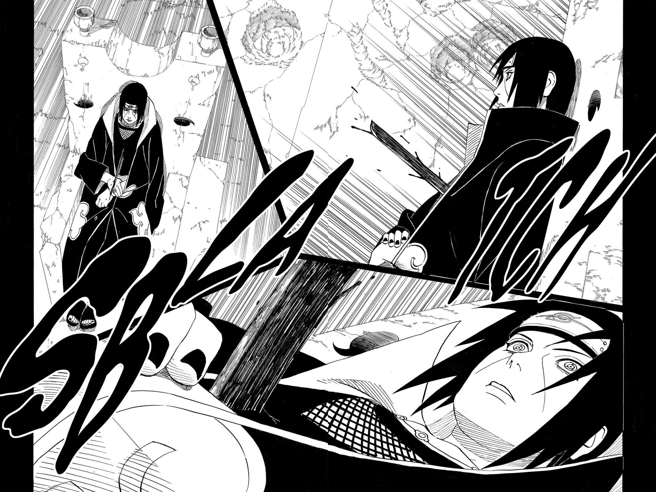 Naruto, Chapter 384 image 016