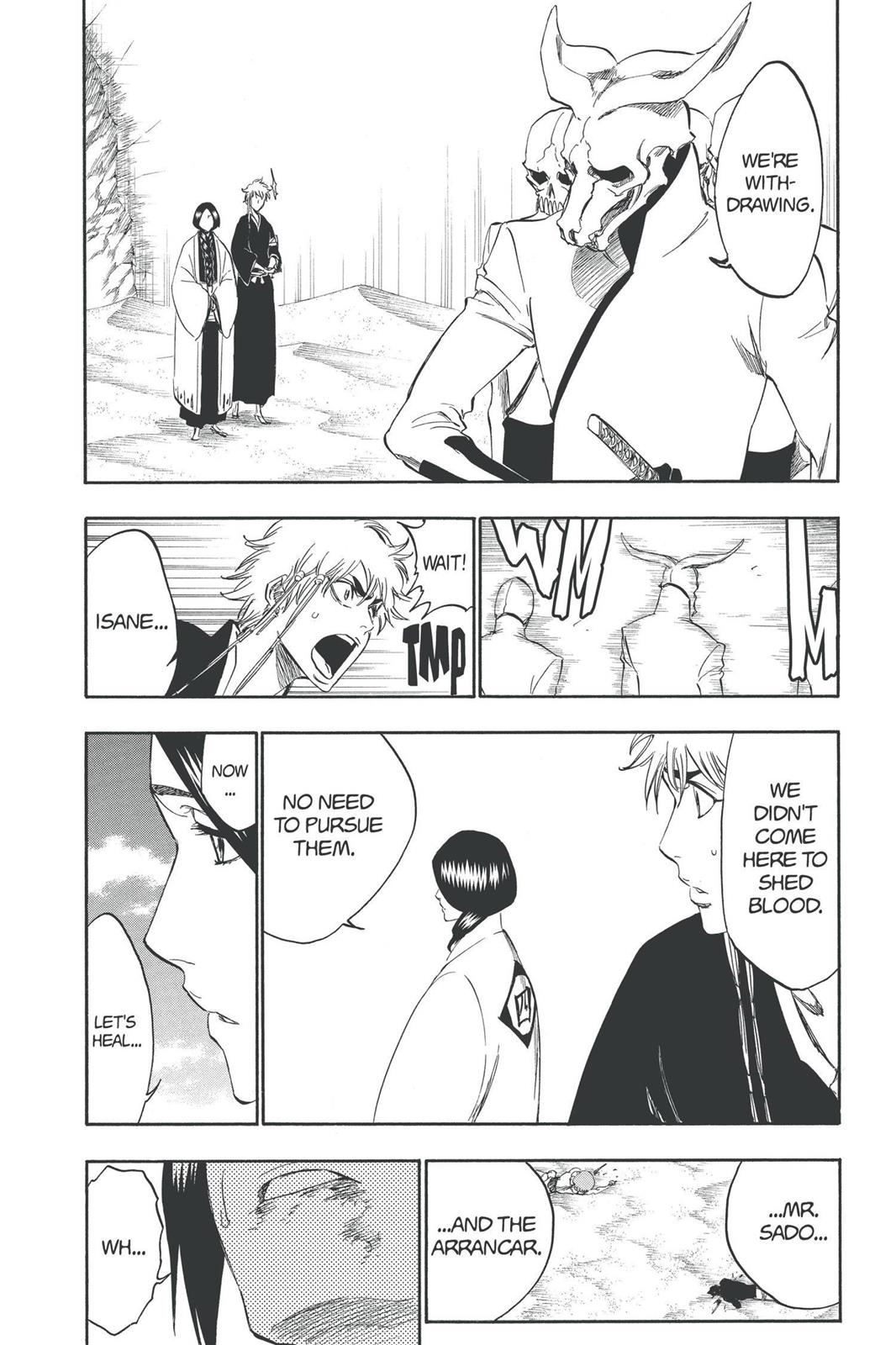 Bleach, Chapter 299 image 002