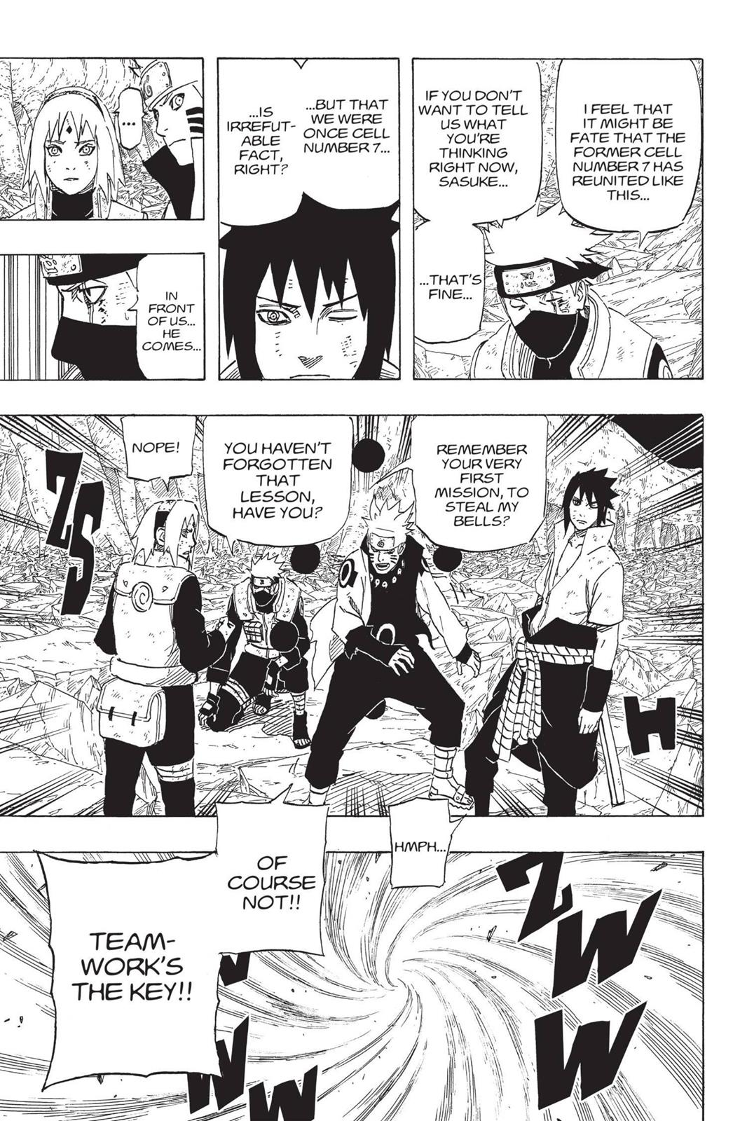 Naruto, Chapter 675 image 017