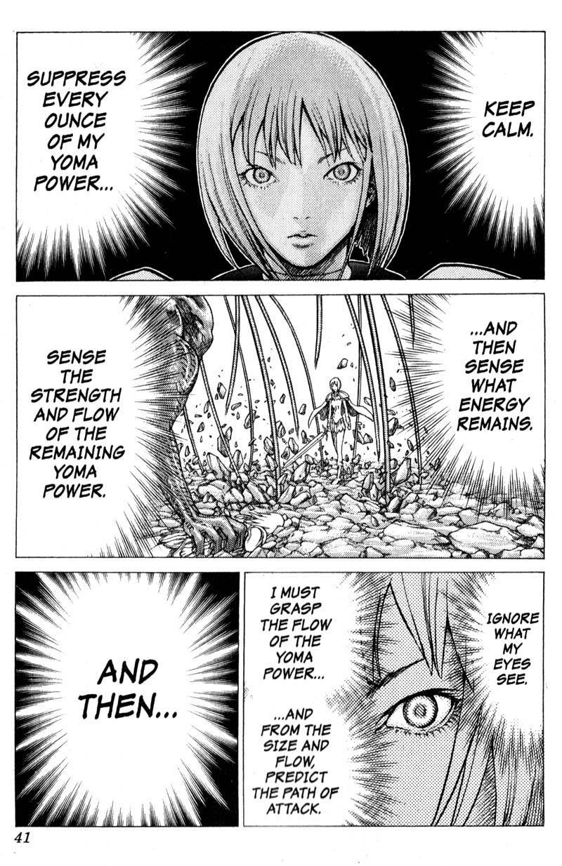 Claymore, Chapter 29 image 003