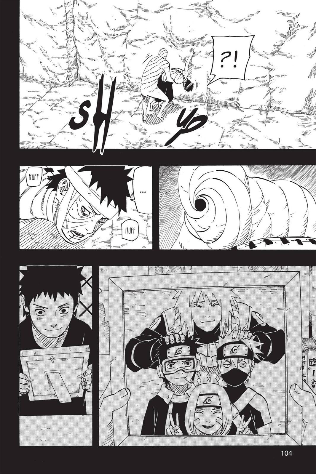 Naruto, Chapter 603 image 008