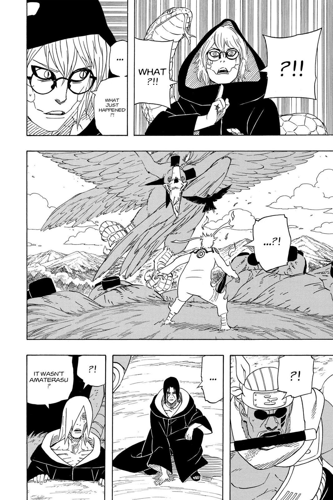 Naruto, Chapter 550 image 004