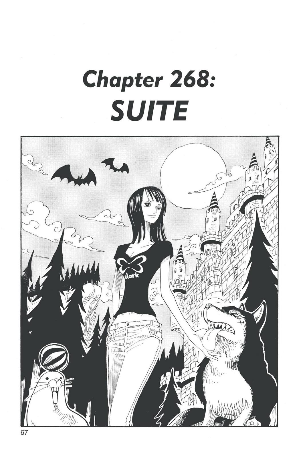 One Piece, Chapter 268 image 001