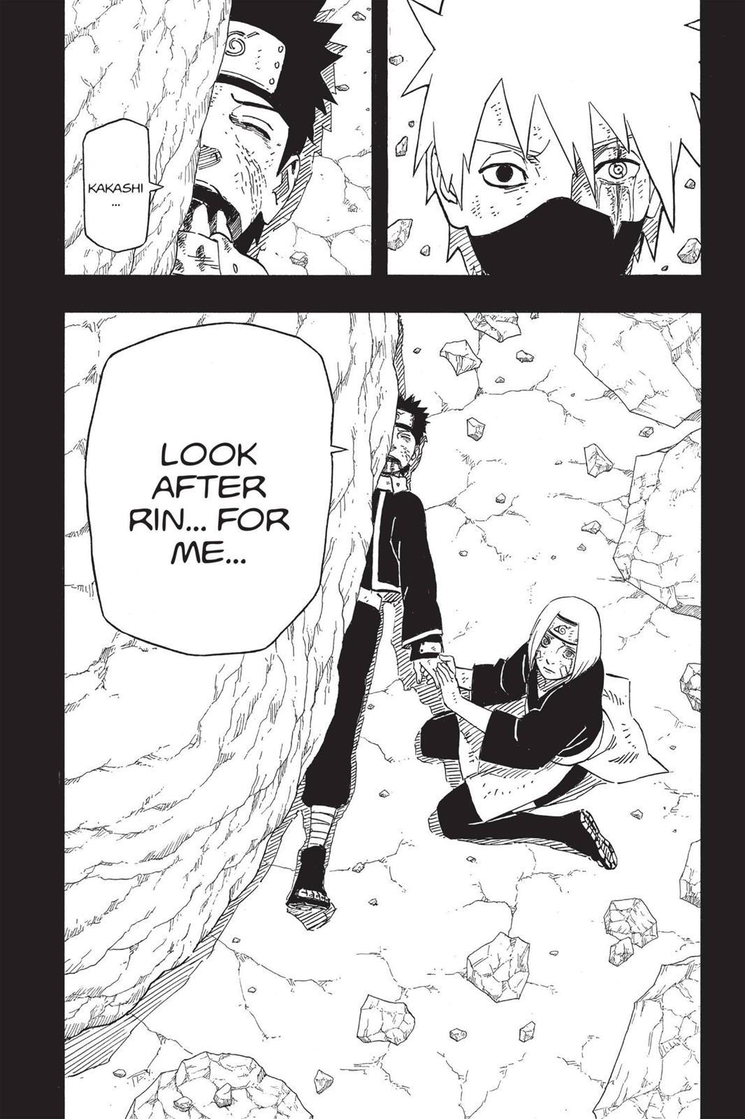 Naruto, Chapter 600 image 007