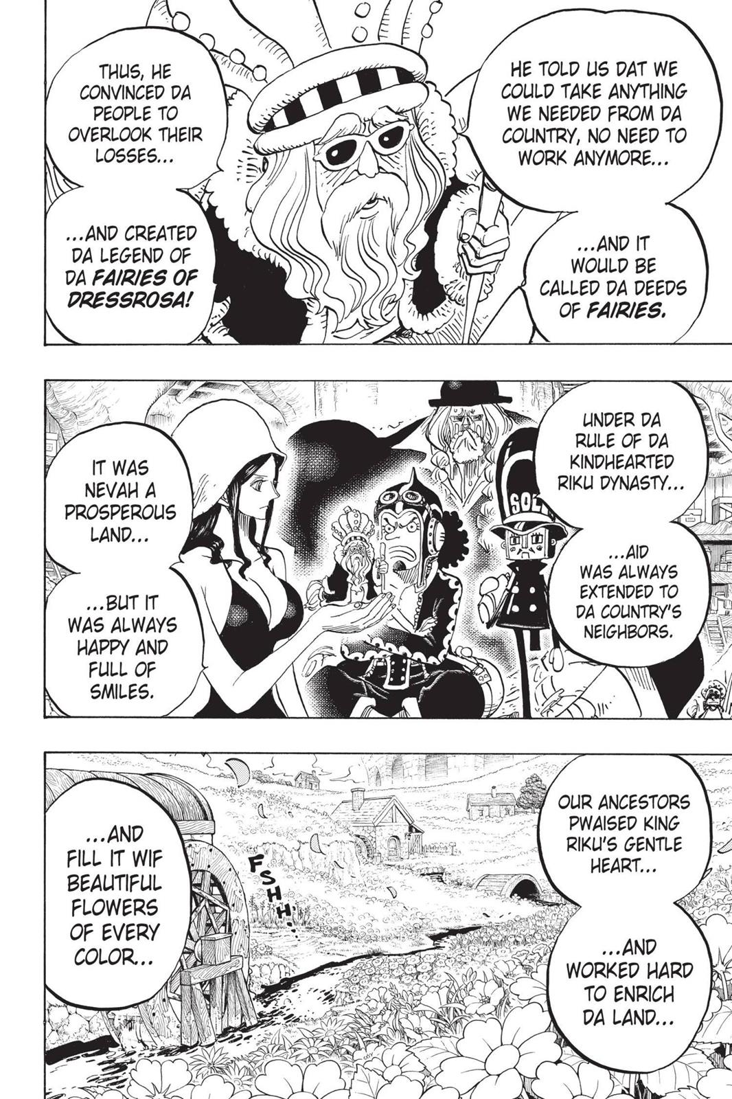 One Piece, Chapter 726 image 017