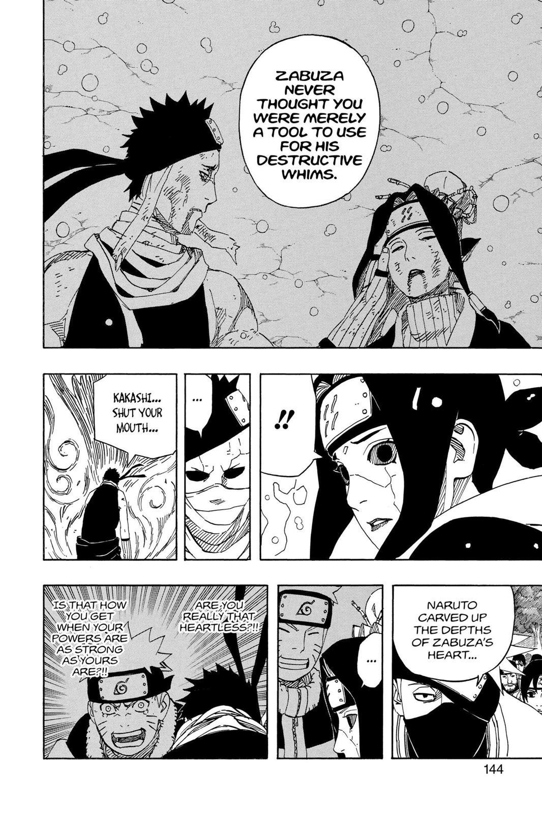 Naruto, Chapter 522 image 004