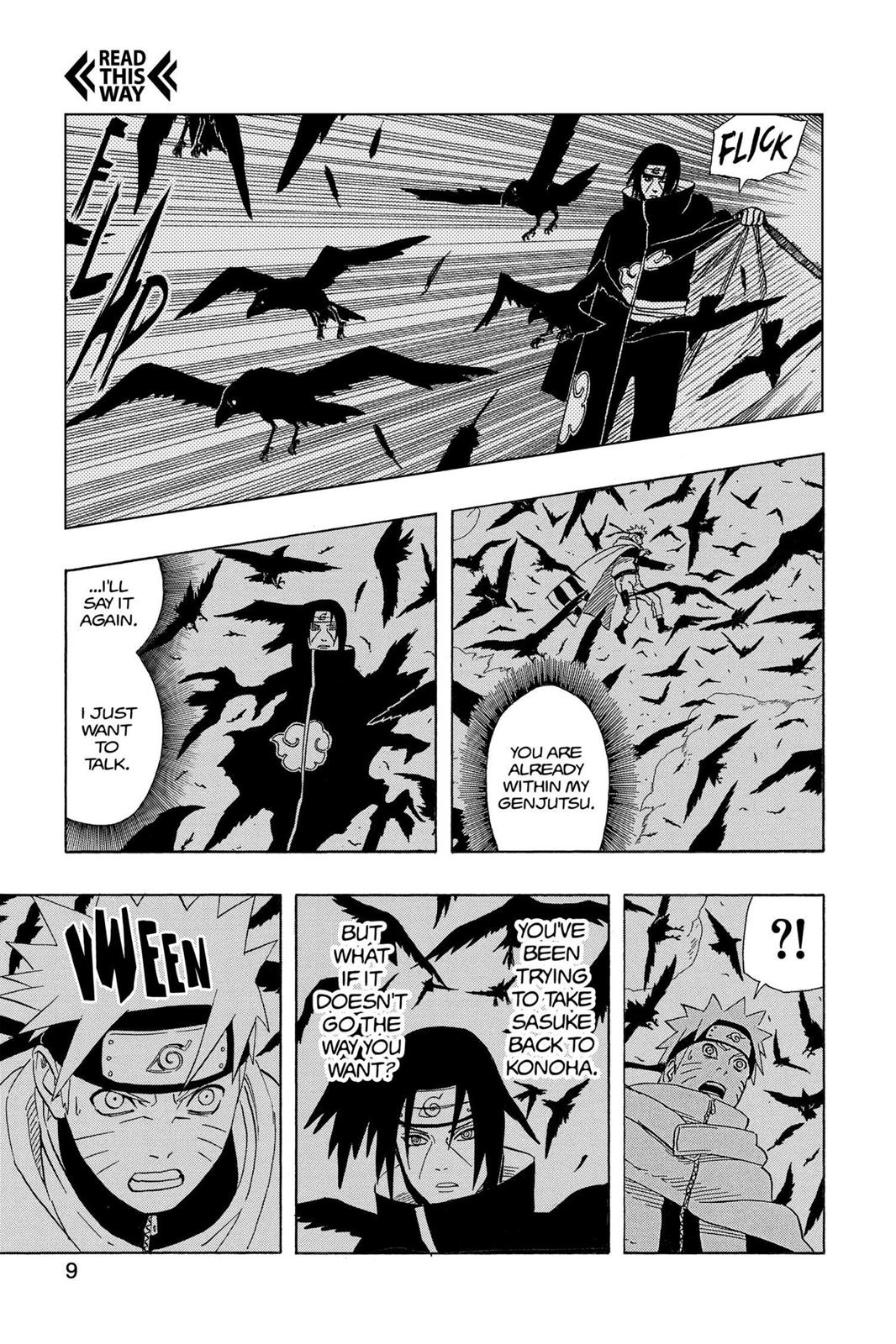 Naruto, Chapter 403 image 010