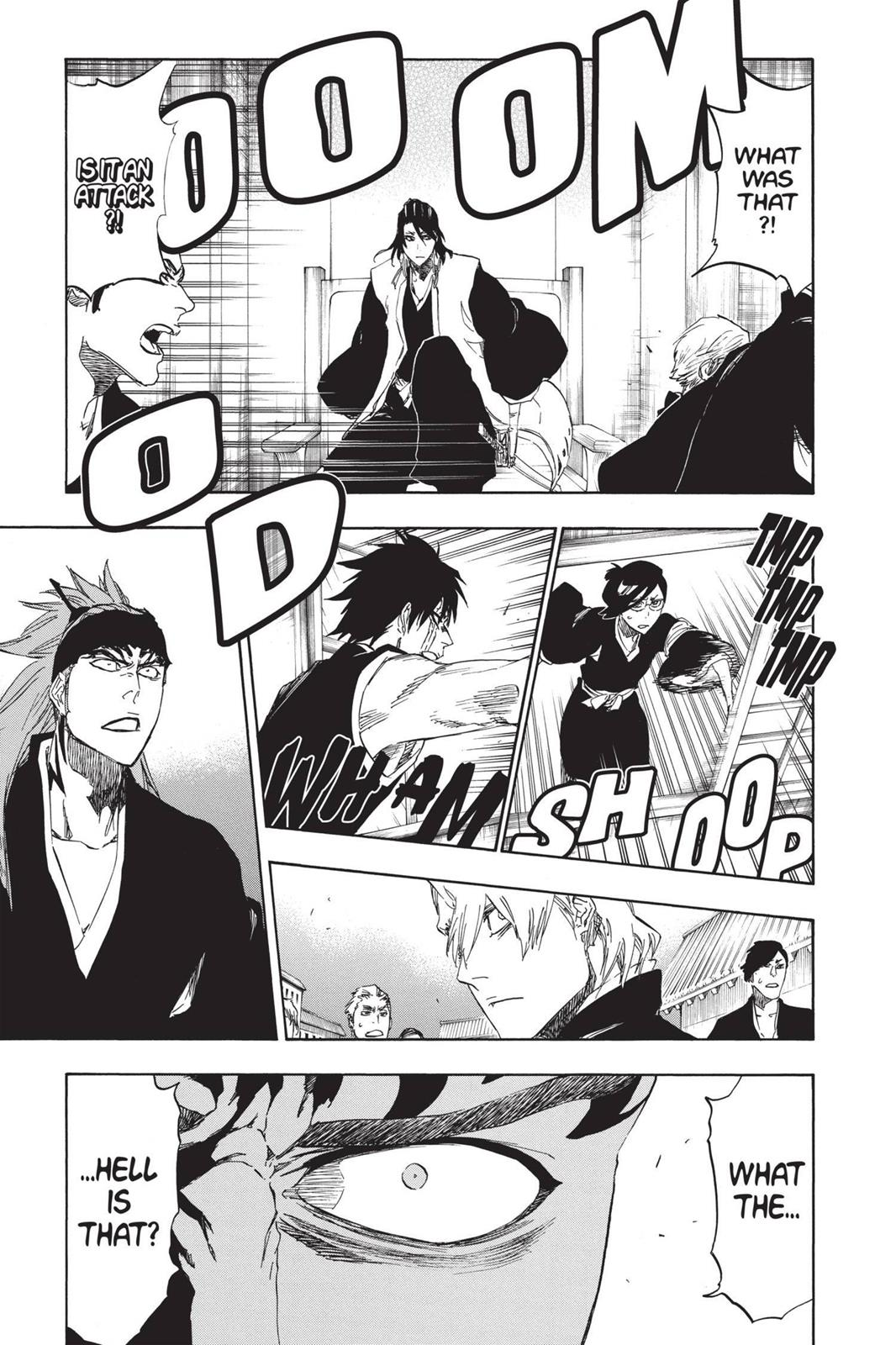 Bleach, Chapter 494 image 004