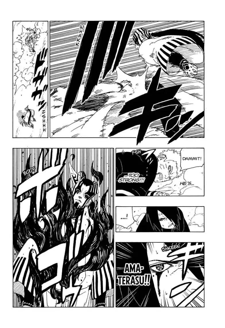 Boruto Manga, Chapter 38 image 022