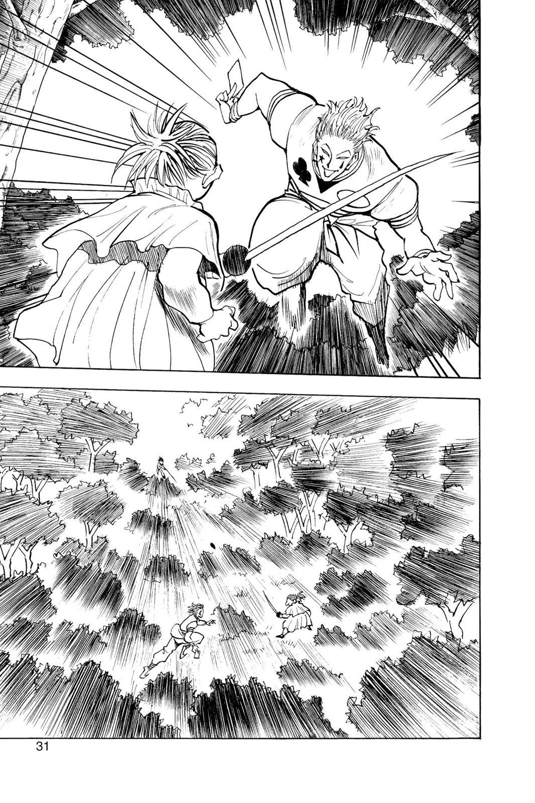 Hunter X Hunter, Chapter 28 image 005