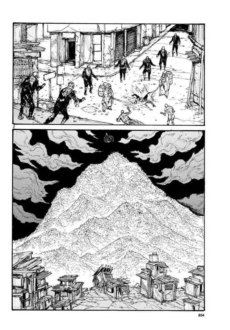 Dorohedoro, Chapter 166 image 002