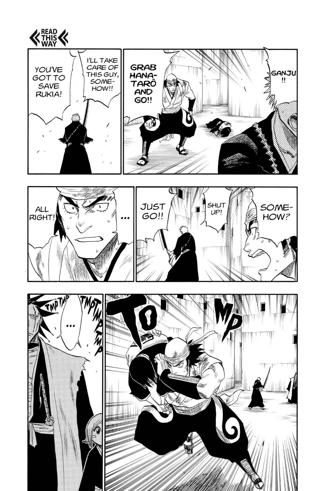 Bleach, Chapter 104 image 007
