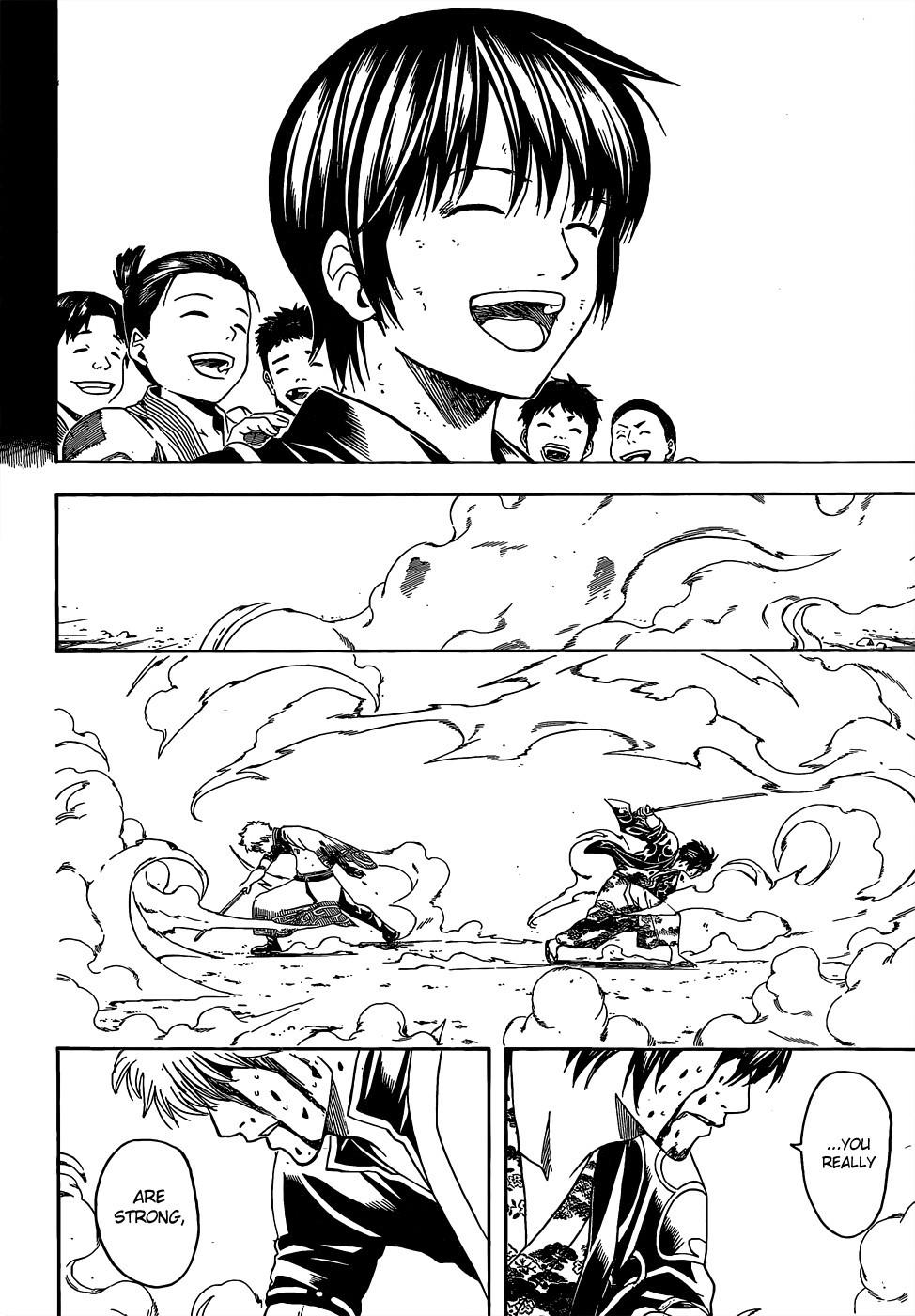 Gintama Chapter, 517 image 018