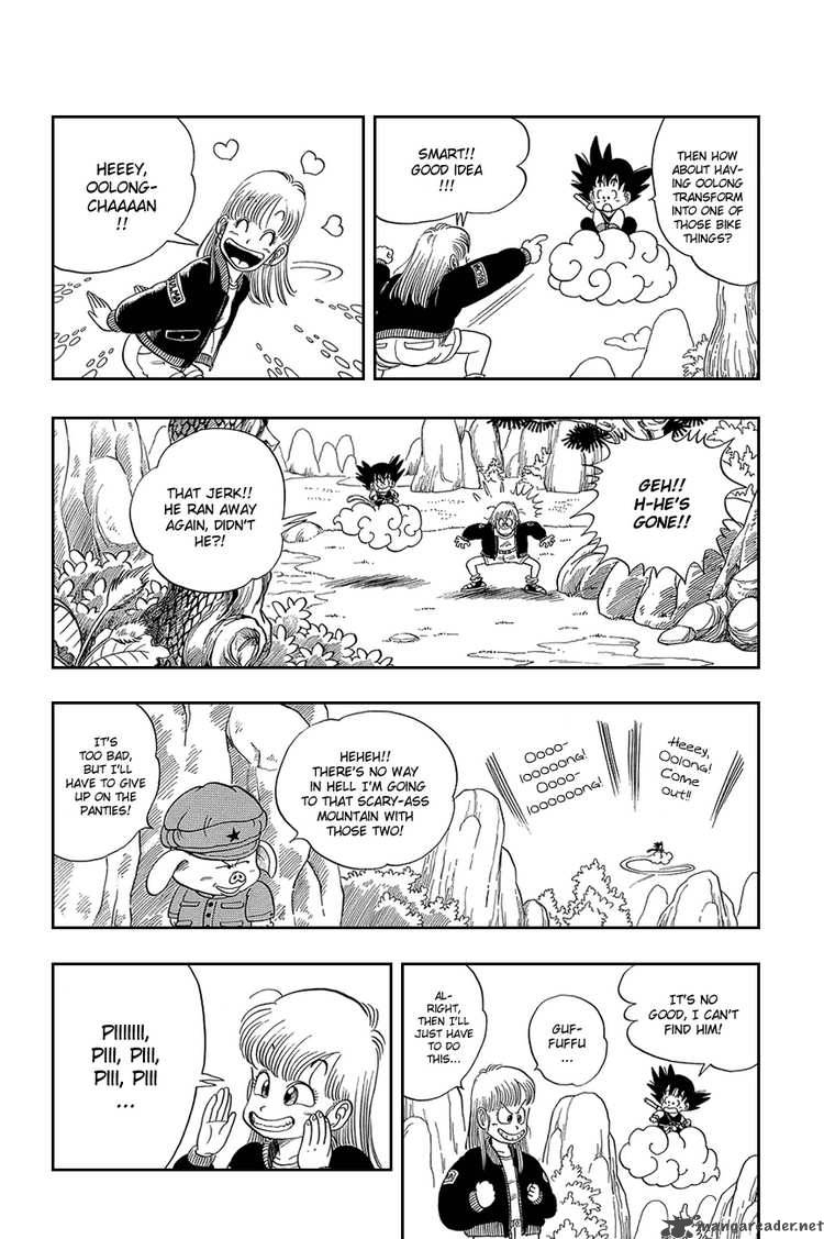 Dragon Ball, Chapter 7 image 007