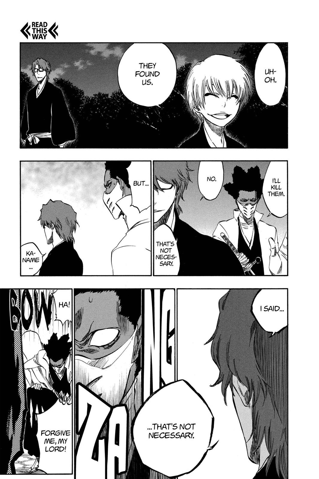 Bleach, Chapter 315.8 image 032