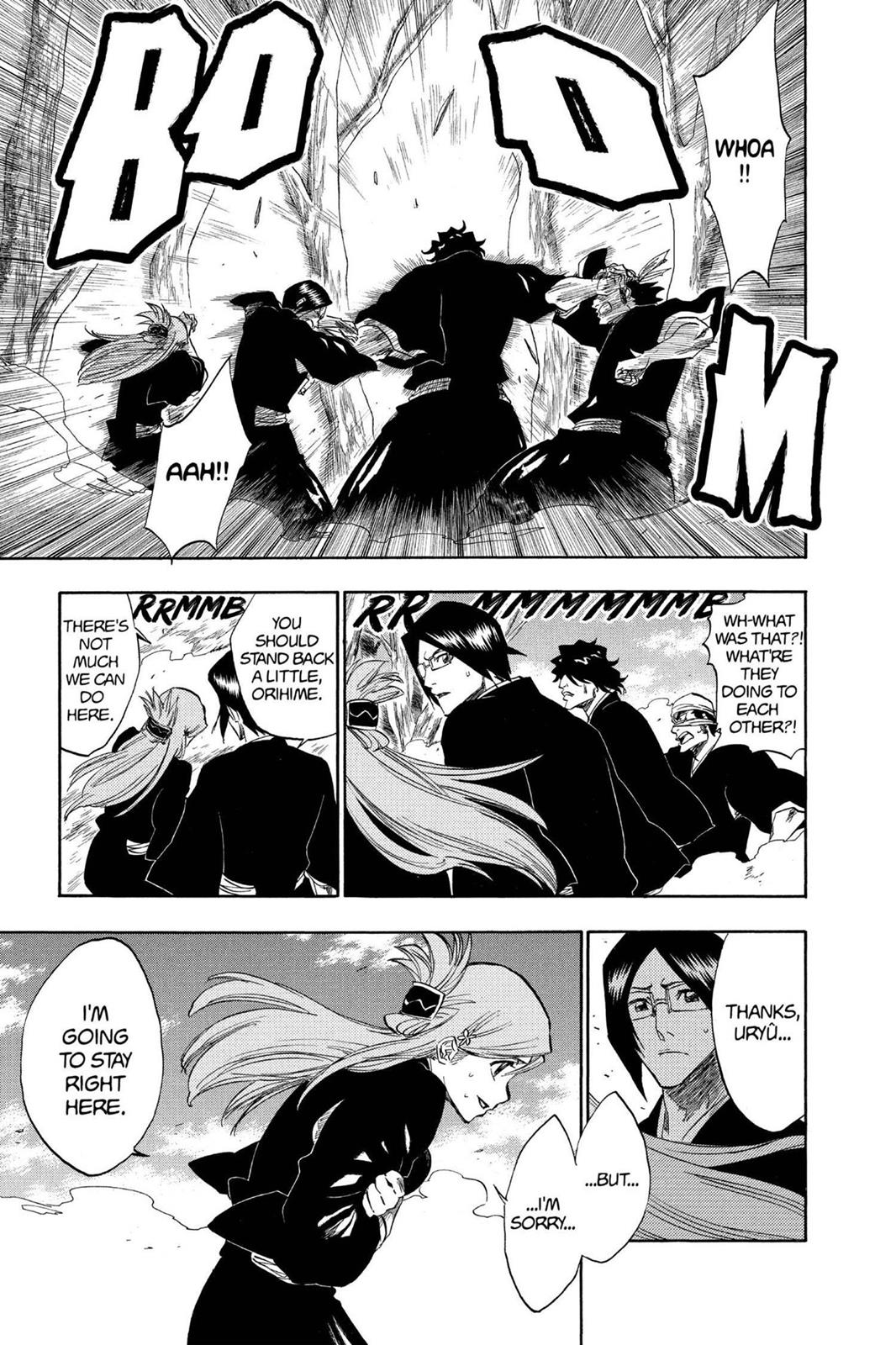 Bleach, Chapter 164 image 017