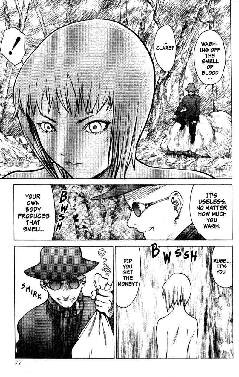 Claymore, Chapter 2 image 008