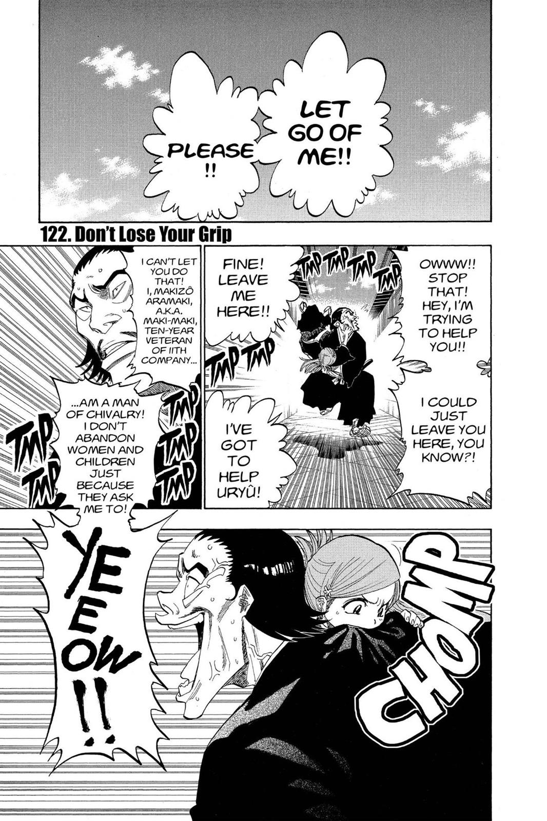 Bleach, Chapter 122 image 001