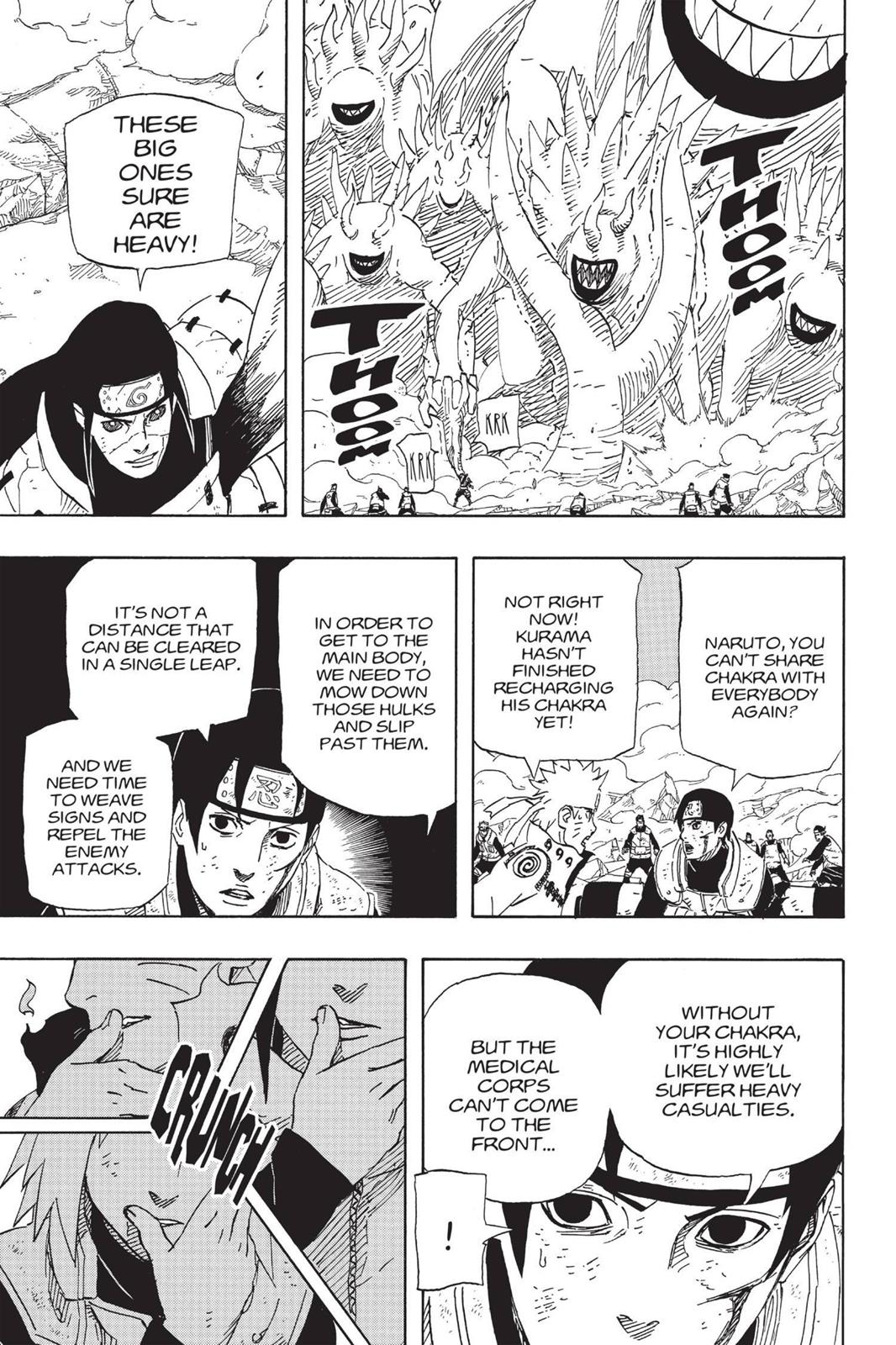Naruto, Chapter 633 image 015