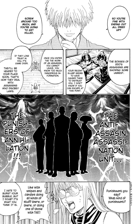 Gintama Chapter, 318 image 017