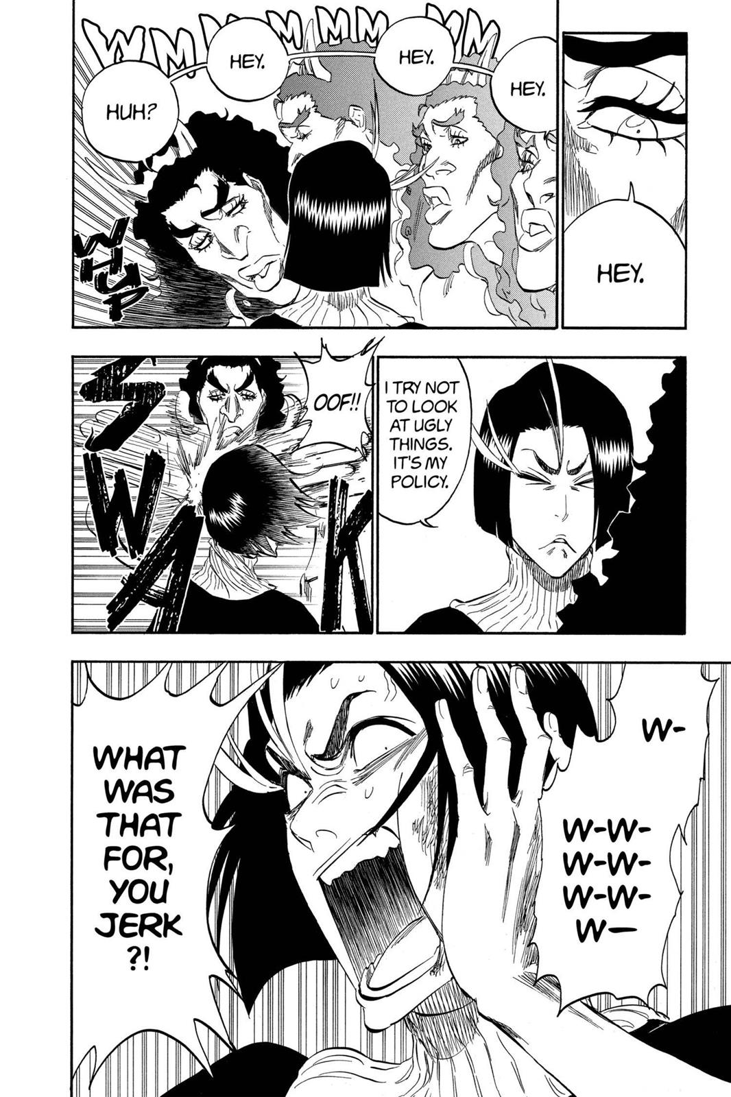 Bleach, Chapter 319 image 013