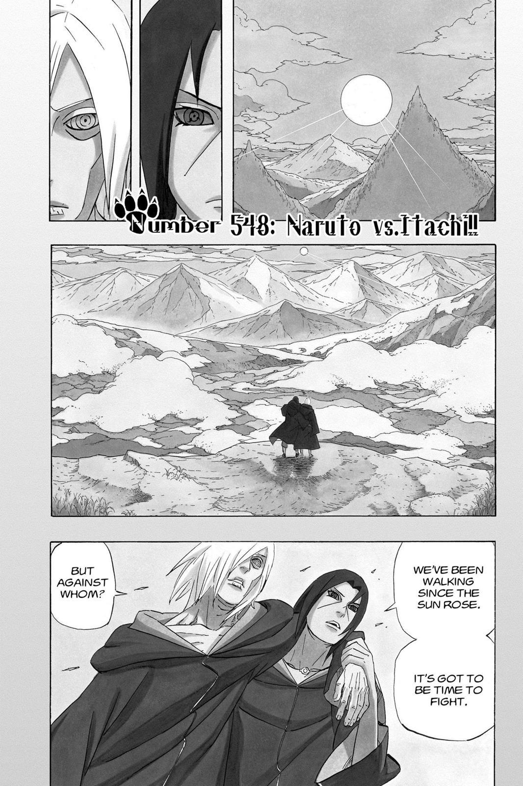 Naruto, Chapter 548 image 001