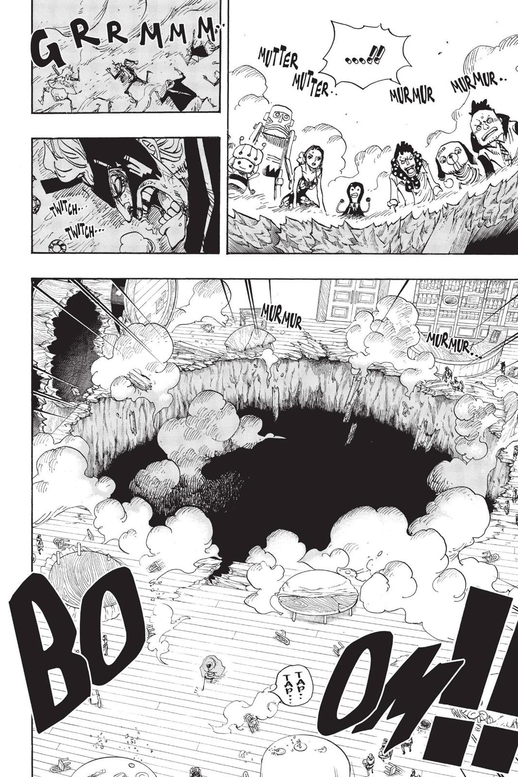 One Piece, Chapter 702 image 002