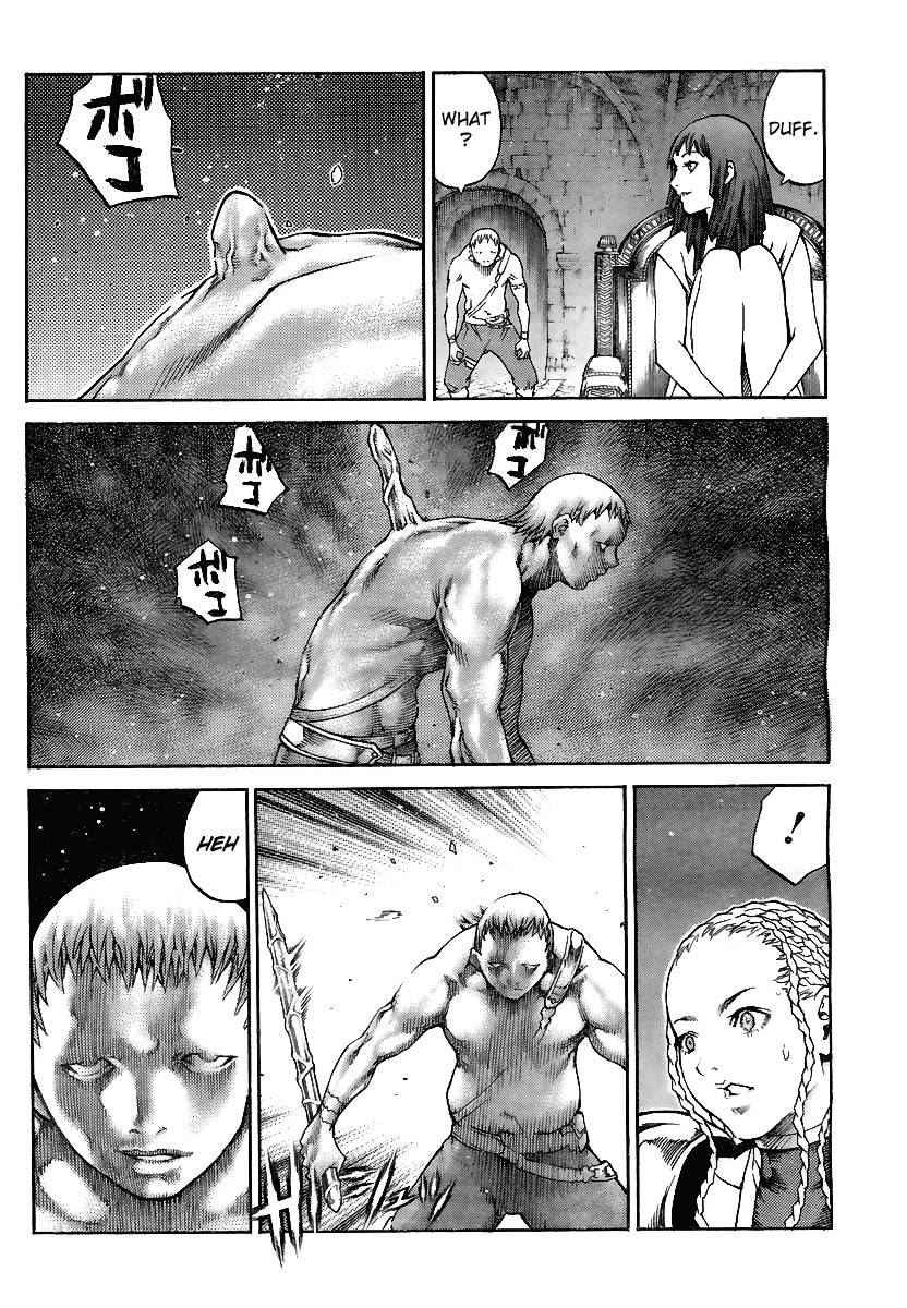 Claymore, Chapter 82 image 029
