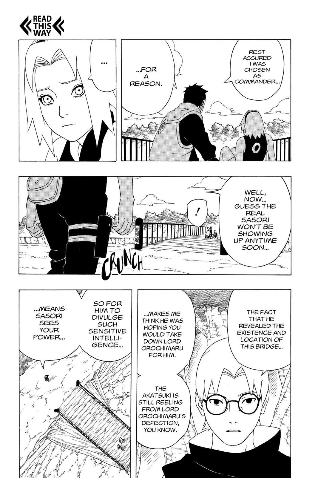 Naruto, Chapter 294 image 013