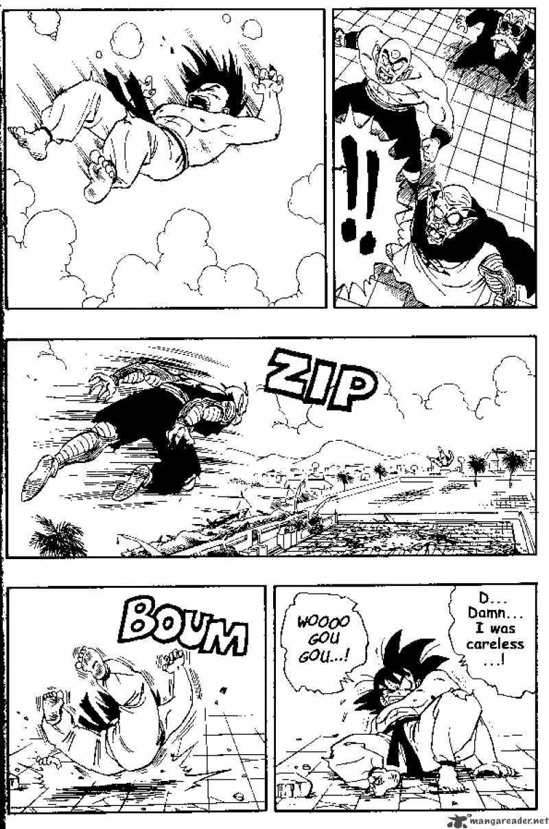 Dragon Ball, Chapter 188 image 010