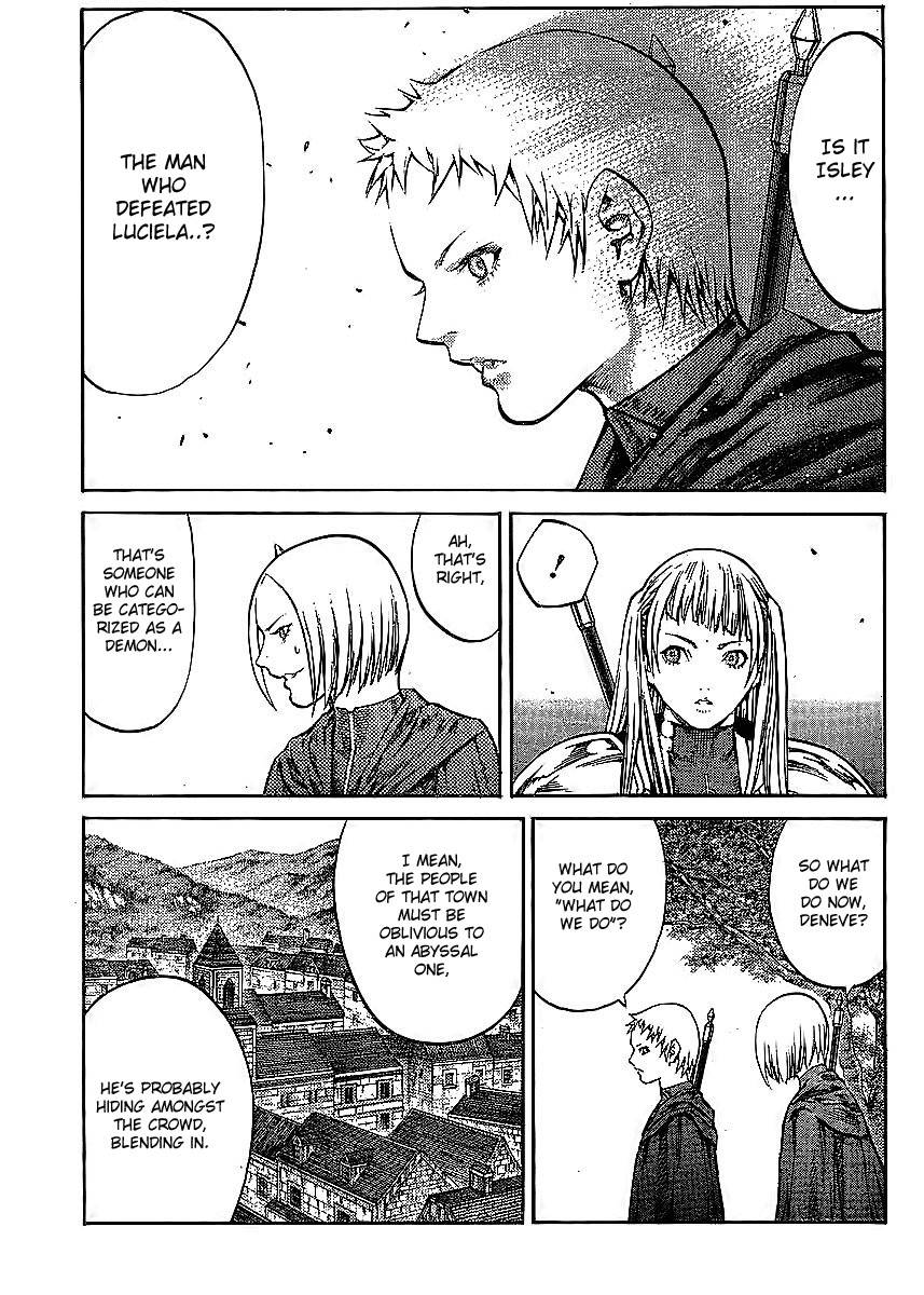 Claymore, Chapter 86 image 015