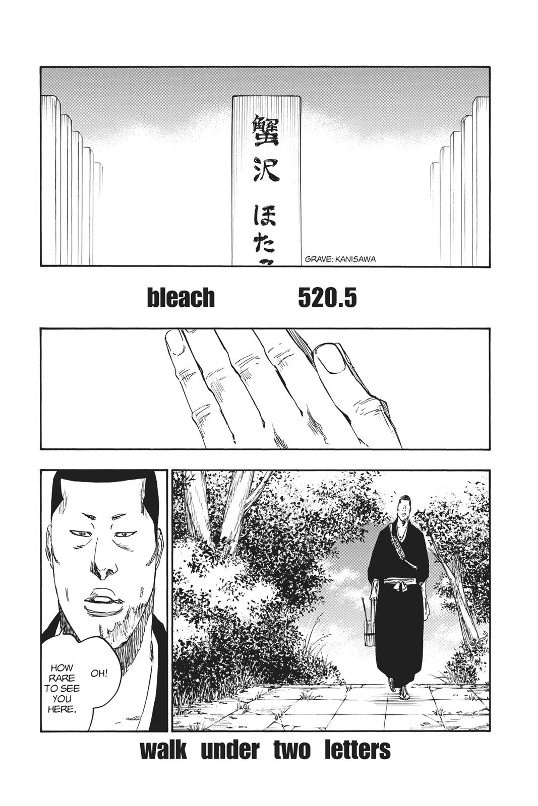 Bleach, Chapter 642 image 019