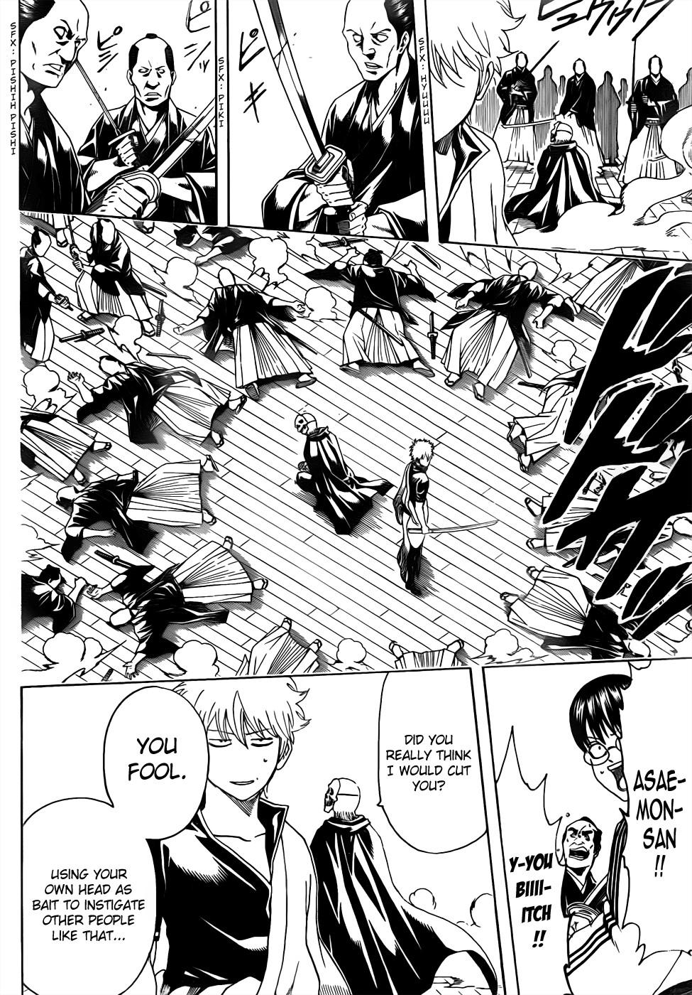 Gintama Chapter, 466 image 016