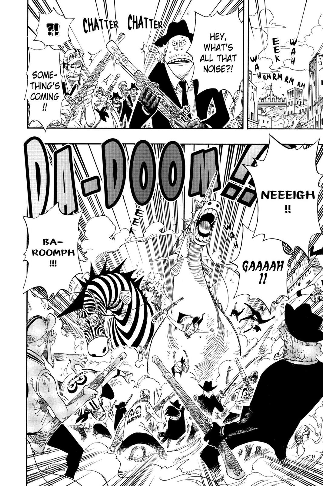 One Piece, Chapter 382 image 002