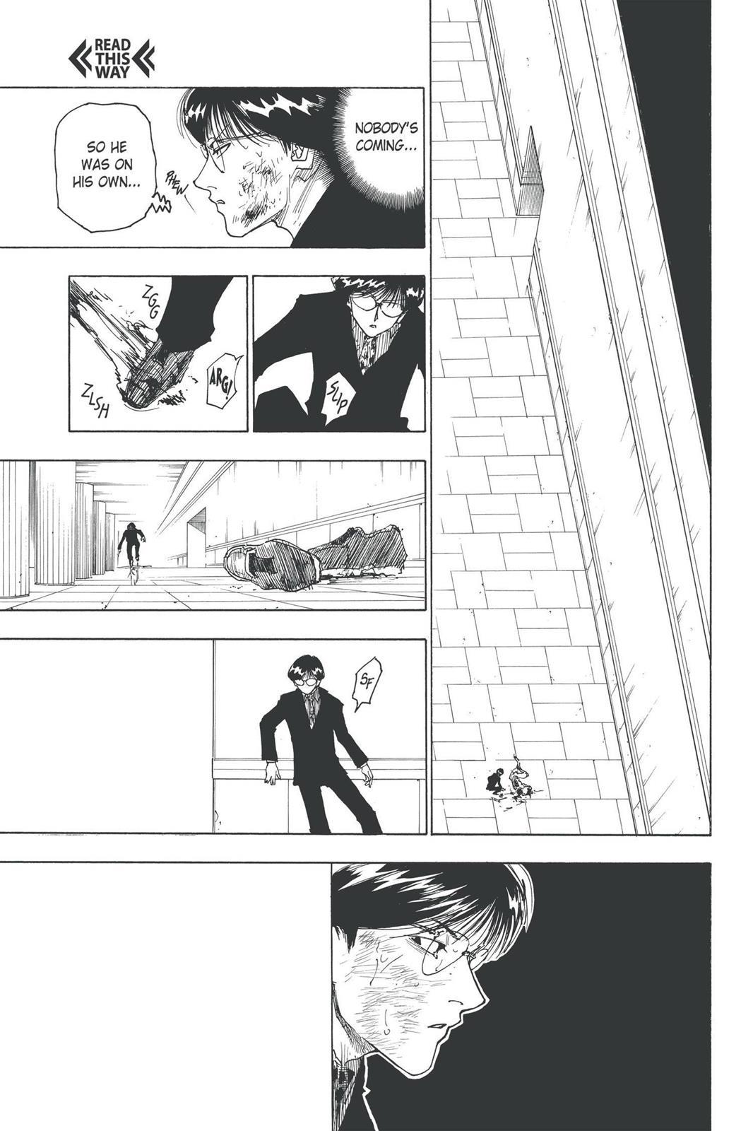 Hunter X Hunter, Chapter 251 image 011