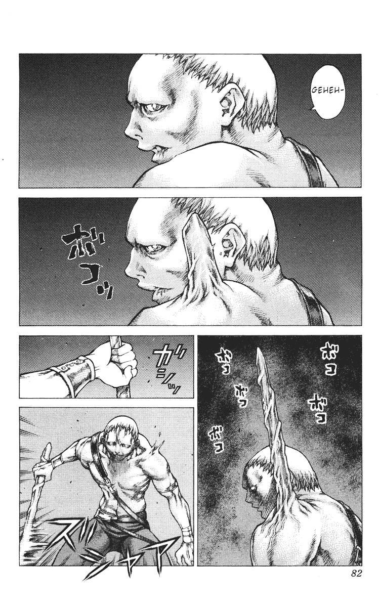 Claymore, Chapter 42 image 011