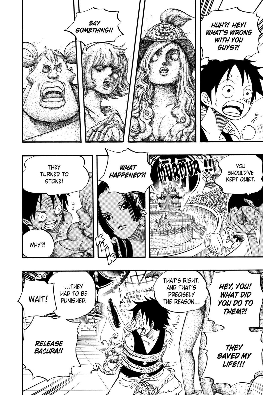One Piece, Chapter 518 image 012