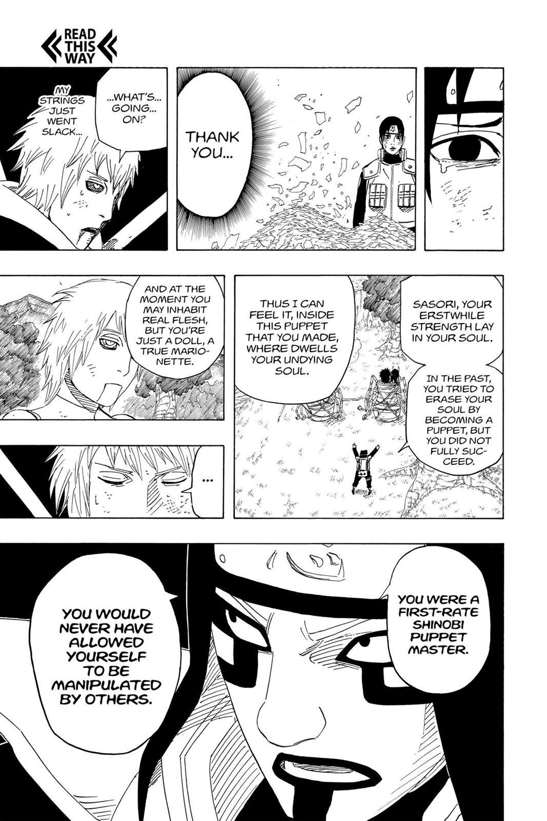 Naruto, Chapter 518 image 017